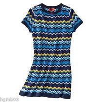 Missoni for Target Sweater Dress via Blue Xs S L - New Photo