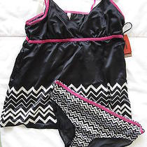 Missoni for Target Women Cami Panty Set Black White - Xs Nwt Photo