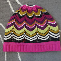 Missoni for Target Women's Chevron Zig Zag Beanie Hat  Photo