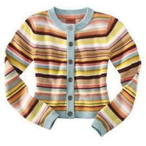 Missoni Girls' Cardigan Sweater