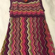 Missoni Girls Dress Size M Photo