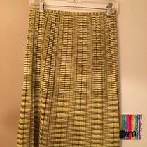 Missoni Green Knit Skirt Size 42 Photo