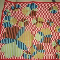Missoni Handkerchief Red/multi-Color Geometric Photo