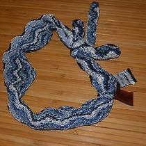 Missoni Headband Blue  Photo