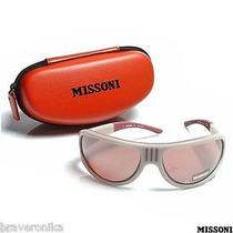 Missoni  Italy Elegant Ladies Sunglasses Model Mi53504 Brand New Photo