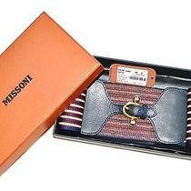 Missoni Italy Stretch-Knit Belt Size 65cm  New Net a Porter Photo