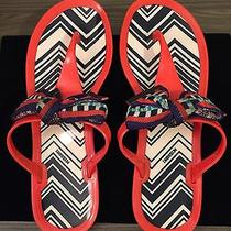 Missoni Jelly Flat Thong Size 38 Nice Authentic Photo