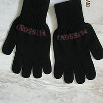 Missoni Knit Gloves 7 Photo