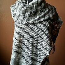 Missoni Knit Gray Scarf Photo