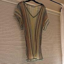 Missoni Knit Top Size Medium Photo
