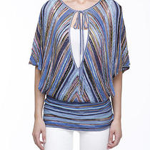 Missoni Knit Top With Tie Photo