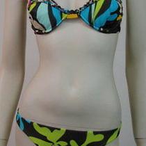 Missoni Mare Swimsuit Bikini  8 Us / 42 It Photo