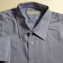 Missoni Men's Shirt - Size 18 45 High End Designer Dress Shirt Nice Photo