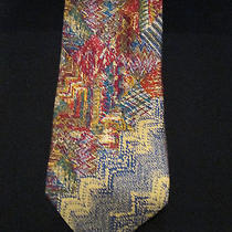Missoni Men's Silk Tie Photo