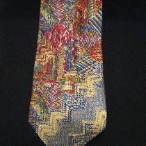 Missoni Men's Silk Tie Photo