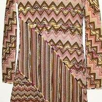 Missoni - Metalic Knit Dress Photo