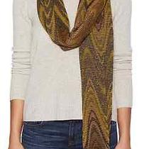 Missoni Metallic Wave Long Scarf 76
