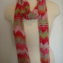 Missoni Multi Colour Scarf Photo