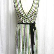 Missoni Pastel Striped Knit Wrap Dress Size It 36 / Us 0 Photo