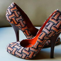 Missoni Pumps Photo