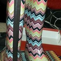Missoni Rainboots Photo