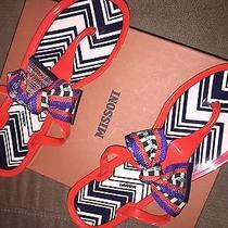 Missoni Sandals Photo