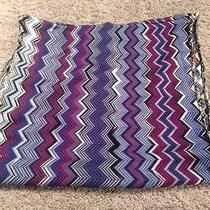 Missoni Scarf Photo
