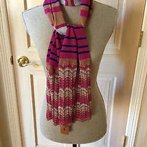 Missoni Scarf New With Tag Photo