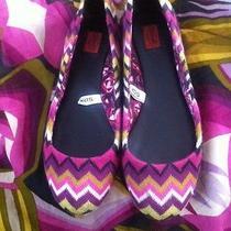 Missoni Shoe Rare Photo