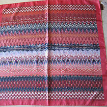 Missoni Silk Scarf Made in Italy 200  Photo