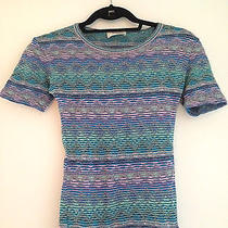 Missoni Sport Knit Top Xs Photo