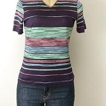 Missoni Sport Short Sleeve Casual Top  Photo