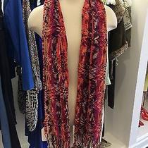 Missoni  Sunset Ultra Soft Knit Scarf Photo
