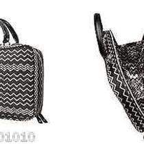 Missoni Target Famiglia Weekender Travel Tote Cosmetic Bag Photo