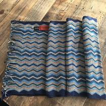 Missoni Unisex Wool Scarf Photo