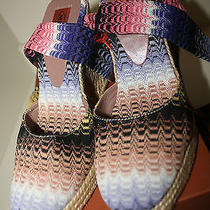 Missoni Wedge Photo