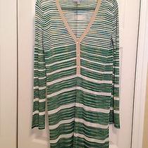 Missoni Womens Long Sweater/dress Photo