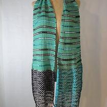 Missoni Wool Blend Scarf Photo