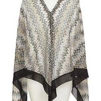 Missoni Zigzag Poncho Photo