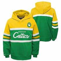 Mitchell & Ness Nba Youth Boys (8-20) Boston Celtics Head Coach Hoodie Photo