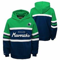 Mitchell & Ness Nba Youth Boys (8-20) Dallas Mavericks Head Coach Hoodie Photo