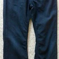 Miu Miu Black Crop Pants 30 Photo