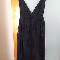 Miu Miu Black Lace Dress Photo