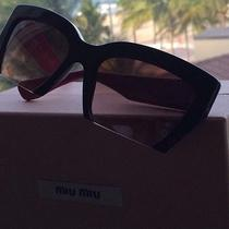 Miu Miu Designer Sunglasses Photo