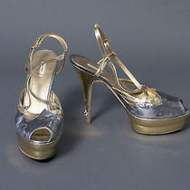 Miu Miu Metallic Stiletto Photo