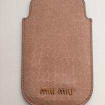 Miu Miu Patent Leather Iphone 5 Case Photo