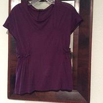 Miu Miu Purple Shirt Photo