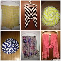 Mixed Lot of 6 Scarves American Eagle Gap Forever 21 Photo