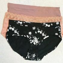 Mixed Lot of Ladies Auden Panties Xl 3 Pair No Package/nwot Photo