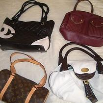 Mixed Purse Lot All Bags in Nice Condition Fendi Designer Like Maxx  Photo